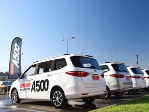 Changan A500 será el vehículo oficial de Código Azul