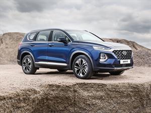 Hyundai presenta la cuarta generación de la Santa Fe