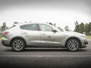 Maserati Levante se presenta en Uruguay