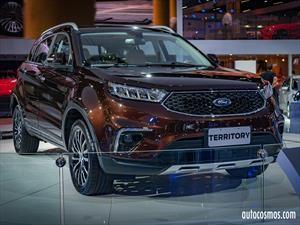 Ford trajo una ofensiva de SUVs y camionetas a Sao Paulo