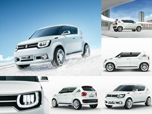 Suzuki iM-4 Concept se presenta