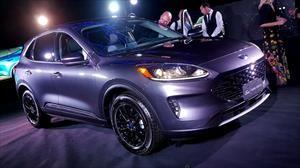 Ford Kuga III Híbrido llega a Argentina en 2020