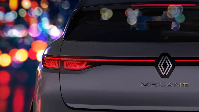 Renault Megane eléctrico: De a poco lo vamos conociendo