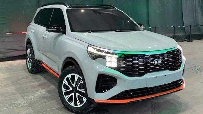 Se filtra la nueva KIA Sportage 2022 para China