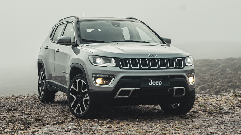Jeep Compass Limited Plus Turbodiésel se lanza en Argentina