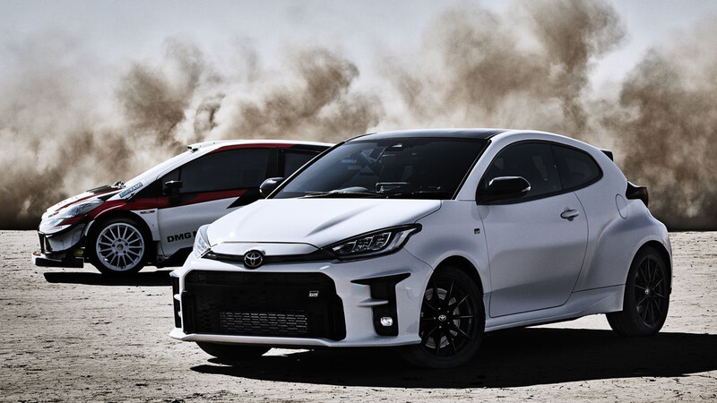 Toyota GR Yaris en Argentina, precio, info y más del hijo del WRC