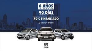 FIAT, Jeep, RAM, Dodge y Chrylser con nuevas promociones financieras