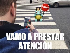 "Pokémon Go se ""pone la gorra"" en Argentina"
