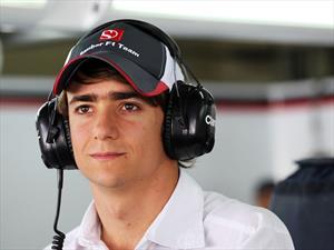 F1: Esteban Gutiérrez será tester de Ferrari