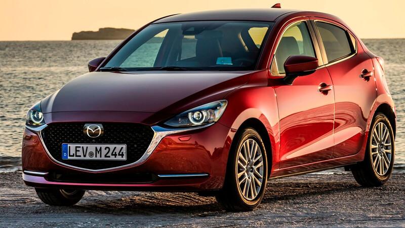 Mazda2 2021 llega a México con la misma eficiencia, pero más equipamiento