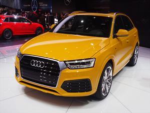 Audi Q3 2015 se renueva