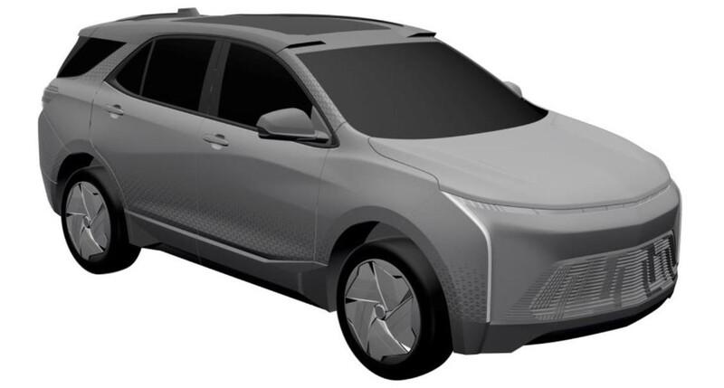 Chevrolet Equinox tendrá una versión eléctrica