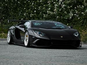 Lamborghini Aventador 2015 by Liberty Walk