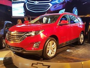 Chevrolet Equinox anticipa su llegada al país