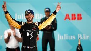 Fórmula E: Jean-Eric Vergne, cerca del bicampeonato