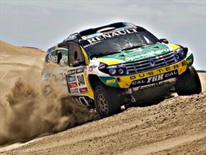Renault presentó a su Duster para el Dakar 2014