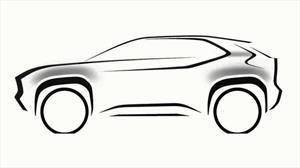 Toyota confirma una versión crossover para el Yaris
