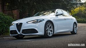 Probando el Alfa Romeo Giulia 2020