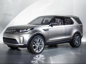 Land Rover Discovery Vision Concept, el inicio de una nueva era.