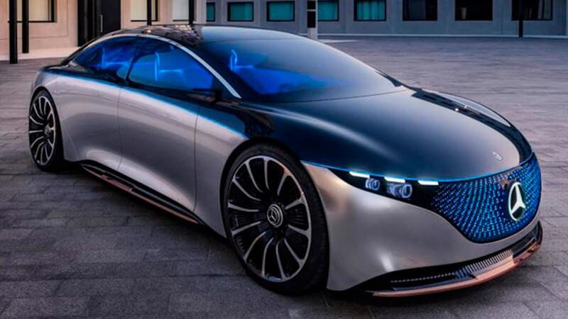 Mercedes-Benz planea una computadora para mejorar la conducción autónoma