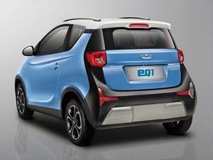 Chery eQ1, un city car eléctrico al mejor estilo nipón