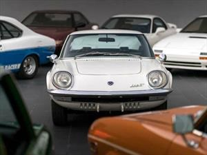 Hace 50 años Mazda lanzó su primer modelo con motor rotativo