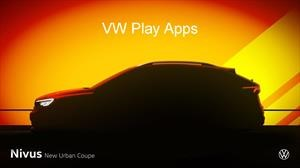 Volkswagen lanza aplicativos y dispositivos VW Play