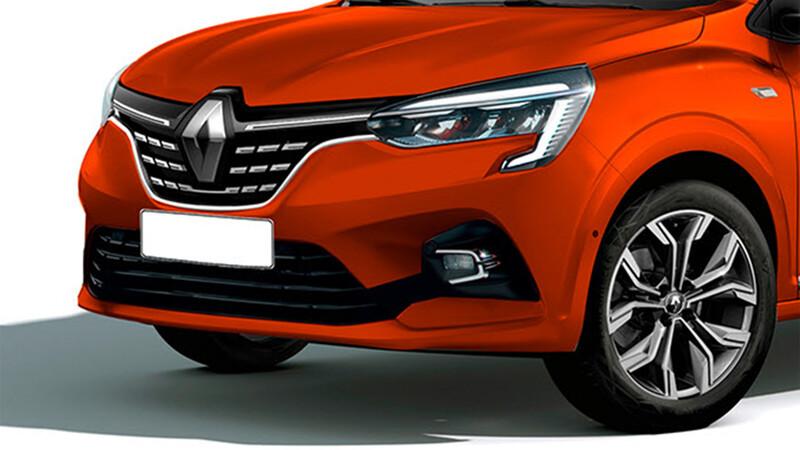 Renault Taliant ¿Así será el futuro Logan?