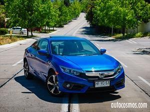 Test Drive: Honda Civic Coupe 1.5 Turbo 2017