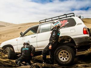 Equipo MS2 Racing Team vuelven de entrenamiento en Perú