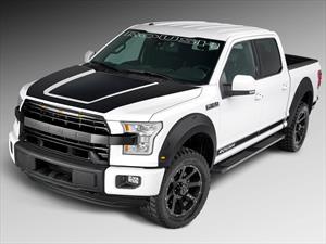 Ford Lobo 2015 modificada por Roush Performance
