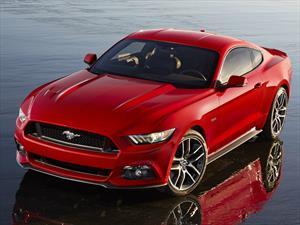 Estos son los motores del nuevo Ford Mustang