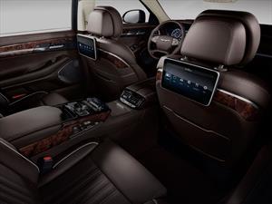 Hyundai Genesis G90, el nuevo lujo coreano