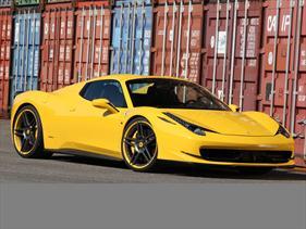 Ferrari 458 Italia Novitec Rosso: tuning endemoniado