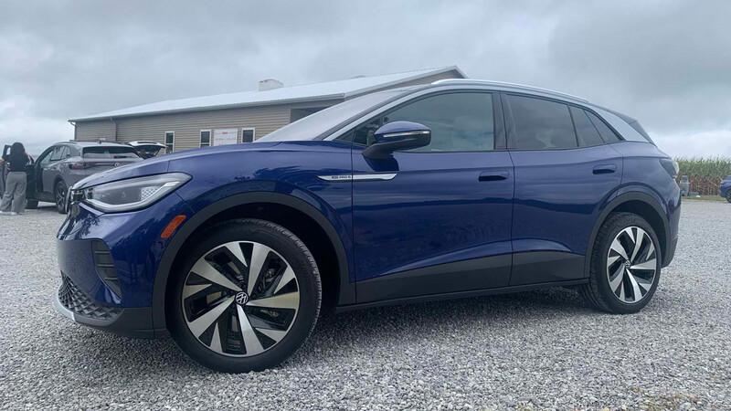 Volkswagen ID.4 primer contacto internacional, un ZE 100% eléctrico