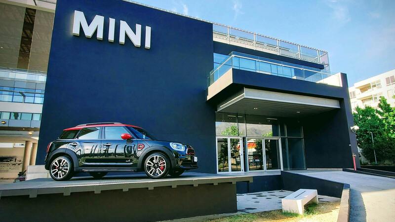 MINI cambia de importador y estrena nuevo concesionario