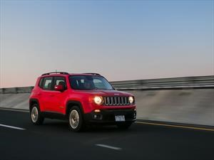 Jeep Renegade 2017 debuta
