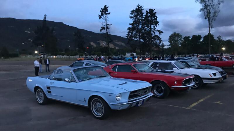 10 curiosidades del Ford Mustang en su cumpleaños 57