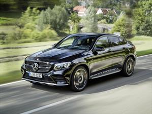 Mercedes-AMG GLC 43 Coupé, SUV deportivo