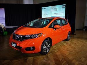 Llega a México el Honda Fit Edición Especial 1M 2019 con motivo del millón de unidades