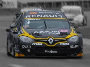 STC 2000 Buenos Aires 18: Arranque del rombo