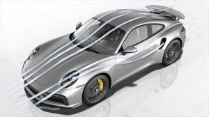 Repasamos la aerodinámica activa del nuevo Porsche 911 Turbo S