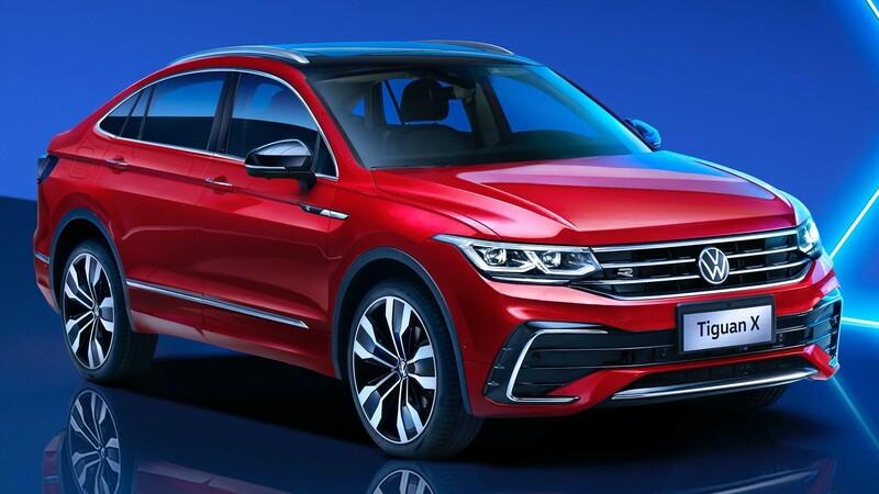 Volkswagen Tiguan X 2021 se presenta