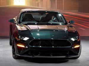 Ford Mustang Bullitt, edición conmemortiva