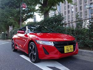 Manejamos en Japón el Honda S660, un fruto prohibido