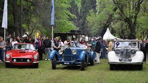 Autoclásica 2011: las nubes del fin de semana no opacaron el brillo de los clásicos.