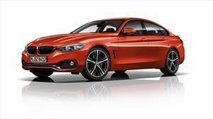 El BMW Serie 418 Gran Coupé llega al país