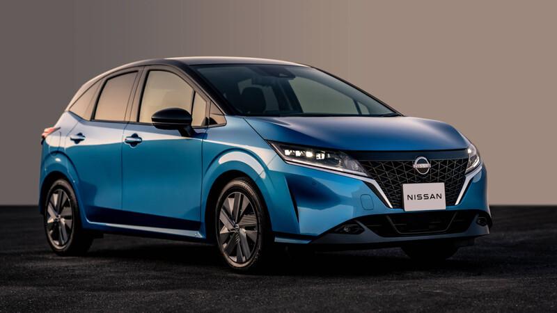 Nuevo Nissan Note suma sistema híbrido y un diseño más moderno