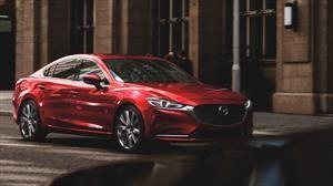 Mazda6 2020 se presenta