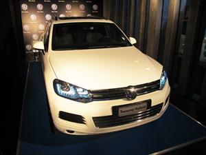 Volkswagen presenta la Touareg Híbrida en Argentina